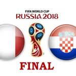 Франция – Хорватия. Прогноз на матч 15 июля 2018. Финал ЧМ-2018