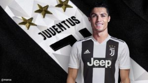 Дебют Роналду в чемпионате Италии