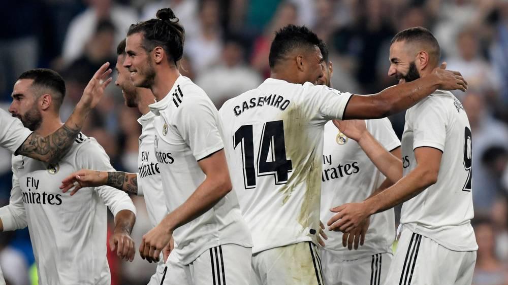 Прогноз на 19.09.2018. Реал - Рома
