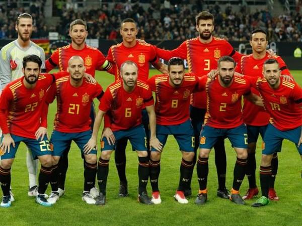 Прогноз на 11.09.2018. Испания - Хорватия