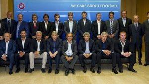 Тройка лучших тренеров года, по мнению ФИФА