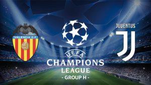 Валенсия — Ювентус. Прогноз на матч 19 сентября 2018. Лига чемпионов