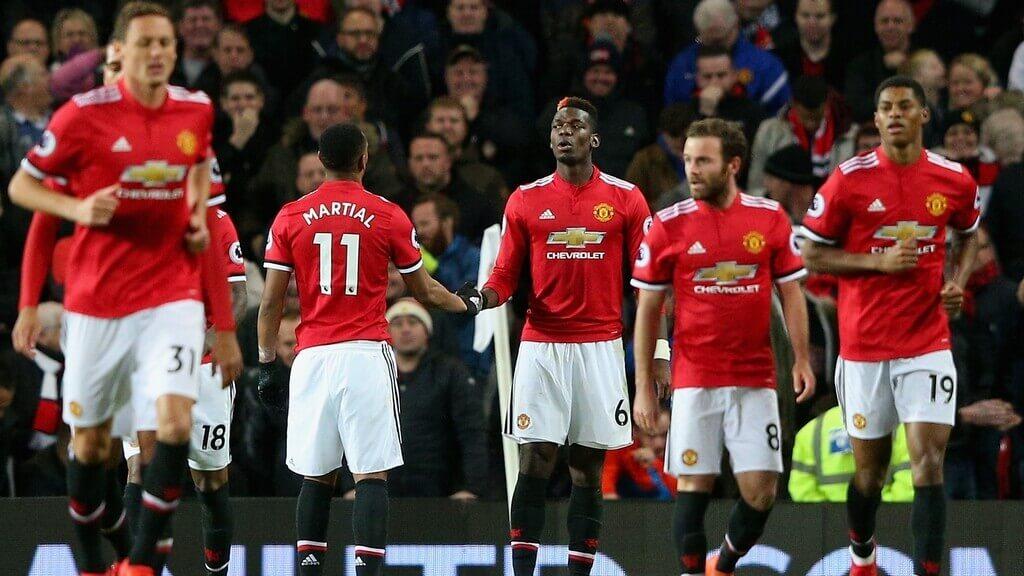 Прогноз на 23.10.2018. Манчестер Юнайтед - Ювентус