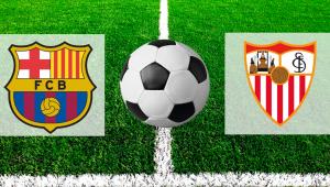 Барселона — Севилья. Прогноз на матч 20 октября 2018. Чемпионат Испании