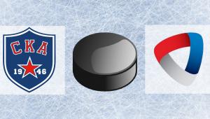 СКА — Северсталь. Прогноз на матч 12 октября 2018 (КХЛ)