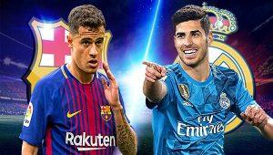"Барселона разгромила Мадридский Реал на ""Camp Nou"""