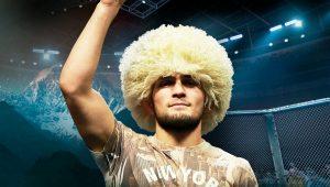 Конор Макгрегор сдался в бою против Хабиба Нурмагомедова