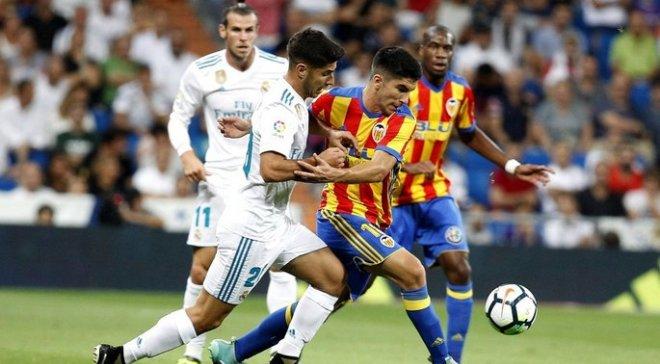 Валенсия - Реал