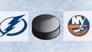 Тампа-Бэй — Айлендерс. Прогноз на матч 09 ноября 2018 (НХЛ)