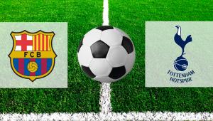 Барселона — Тоттенхэм. Прогноз на матч 11 декабря 2018. Лига чемпионов