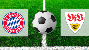 Бавария — Штутгарт. Прогноз на матч 27 января 2019. Чемпионат Германии
