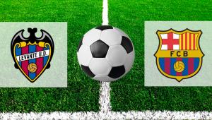 Леванте — Барселона. Прогноз на матч 10 января 2019. Кубок Испании