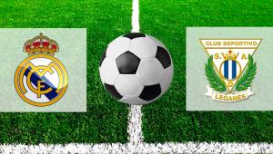 Реал Мадрид — Леганес. Прогноз на матч 9 января 2019. Кубок Испании