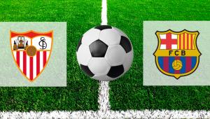 Севилья — Барселона. Прогноз на матч 23 января 2019. Кубок Испании