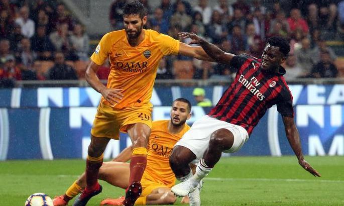 Милан - Рома