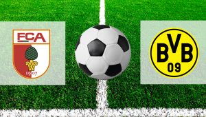 Аугсбург — Боруссия Дортмунд. Прогноз на матч 1 марта 2019. Чемпионат Германии