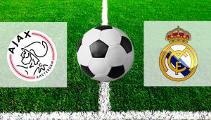 Аякс — Реал Мадрид. Прогноз на матч 13 февраля 2019. Лига чемпионов. 1/8 финала