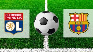 Лион — Барселона. Прогноз на матч 19 февраля 2019. Лига чемпионов. 1/8 финала