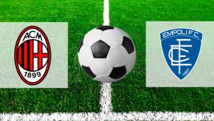 Милан — Эмполи. Прогноз на матч 22 февраля 2019. Чемпионат Италии