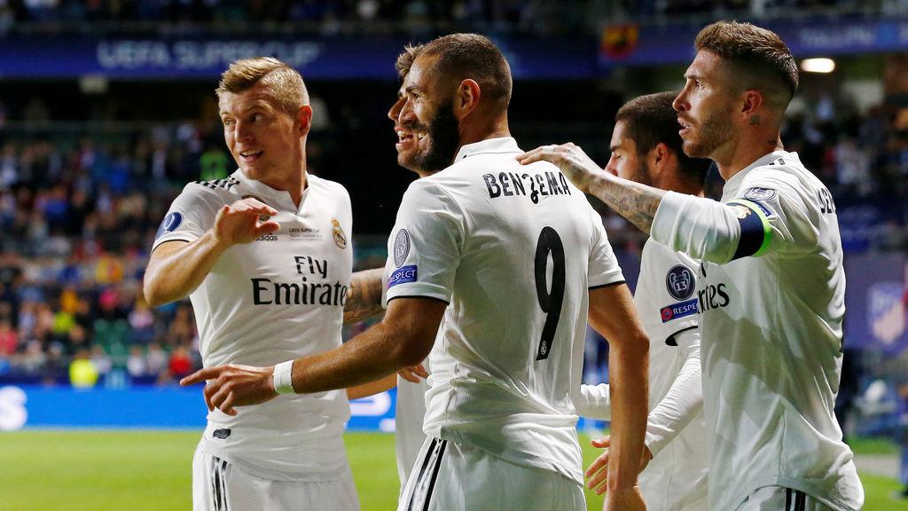 Прогноз на 05.03.2019. Реал Мадрид - Аякс