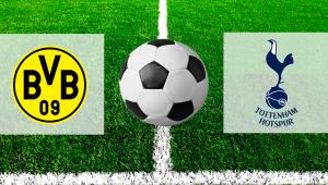 Боруссия Дортмунд — Тоттенхэм. Прогноз на матч 5 марта 2019. Лига чемпионов. 1/8 финала