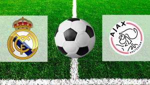 Реал Мадрид — Аякс. Прогноз на матч 5 марта 2019. Лига чемпионов. 1/8 финала