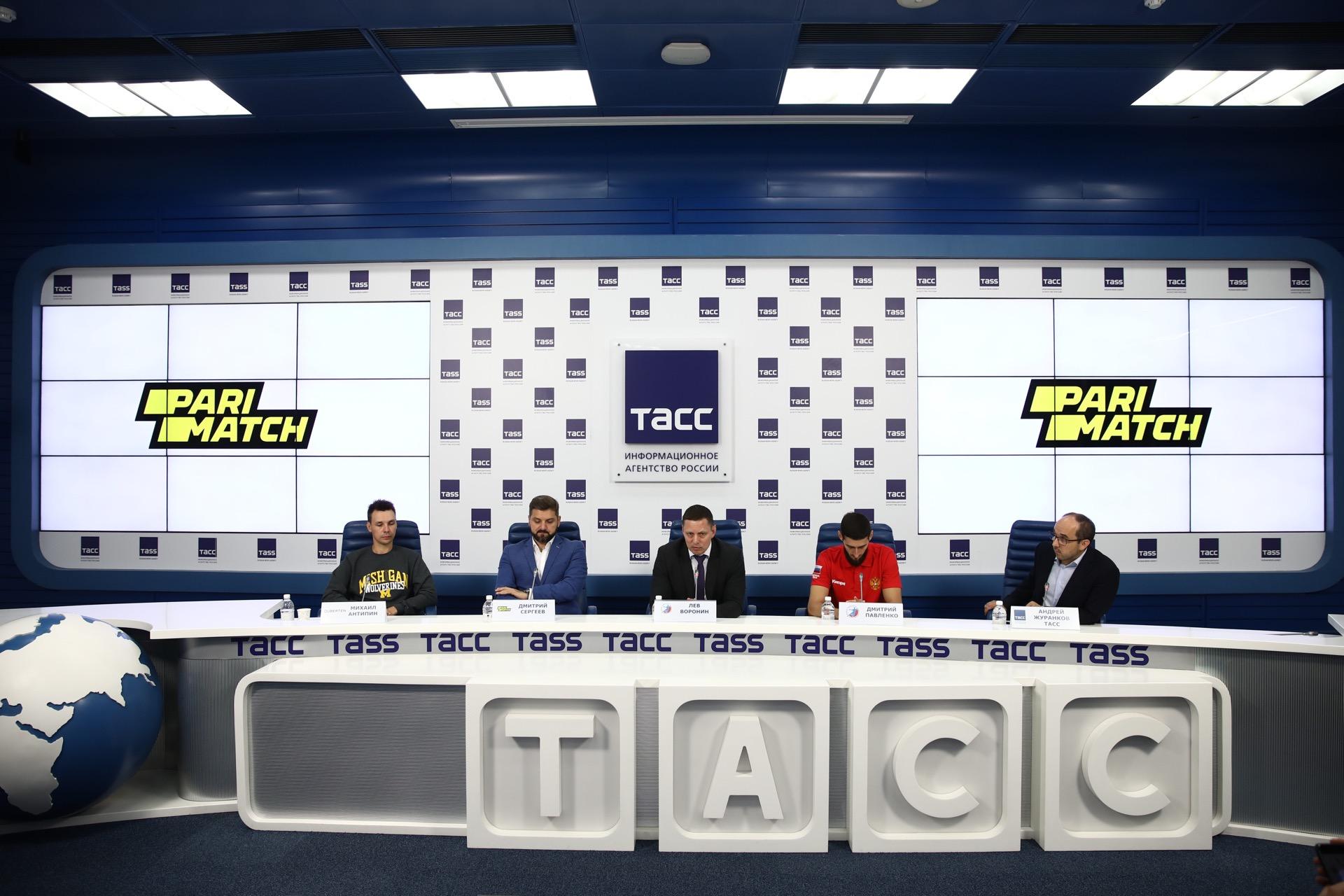 Париматч заключил договор с Федерацией Гандбола России о сотрудничестве
