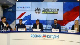 Федерация волейбола в России подписала соглашение с новым партнером