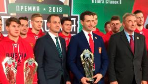 Лига Ставок и Федерация Хоккея определили победителей в нескольких интересных премиях