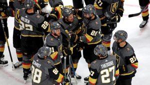 Букмекеры обновили коэффициенты перед вторым раундом плей-офф НХЛ