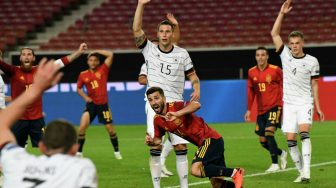 Испания — Германия, Прогноз на 17.11.2020, Лига наций УЕФА
